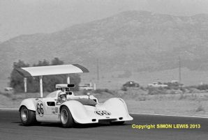 Chaparral 2G  Jim Hall Riverside Can Am 1968